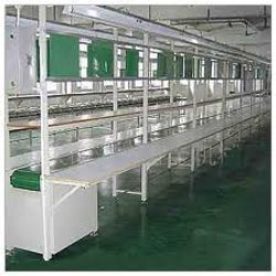 Industrial Assembly Conveyors