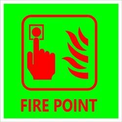 Fire Alarm Signage