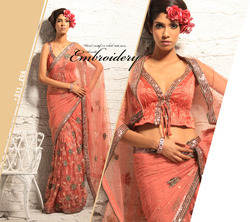 Designer Bridal Saree's