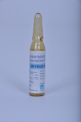 Bupivacaine HCL With Dextrose Injection USP