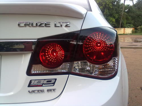 Smoked Tail Lamps