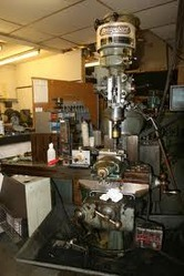 Used Heavy Milling Machine