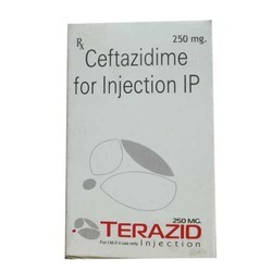 Ceftazidime 250 mg Injection