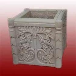 Decorative Stone Pots