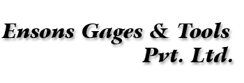 Ensons Gages & Tools Pvt Ltd