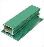 Green Chromate Coating