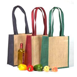 Leather Handbags - Jute Bags Exporter from Jaipur