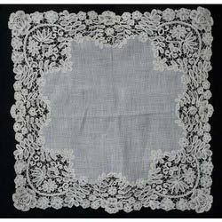 lace patterned handkerchiefs