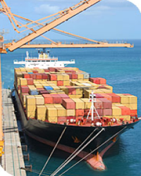 Sea Freight of Unaccompanied or Excess Baggage
