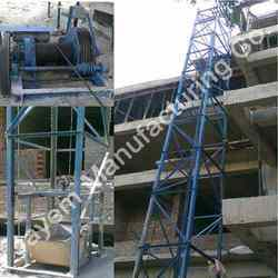 Builder Hoist/Monkey Hoist