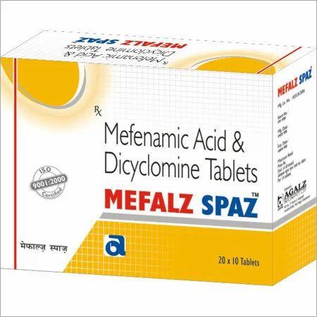 Stomach Ache Pain Tablets