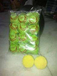 Ball Badminton Woolen Balls (Nawab Gold)