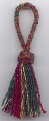 Beaded Tassel Bt37