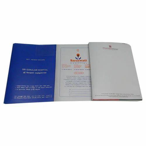 Patients Record Folders