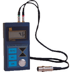 Ultrasonic Thickness Gauge - TT100