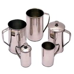 Stainless Steel Mug With Cover