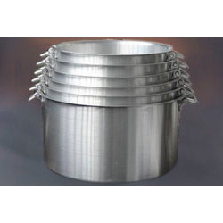 Heavy Weight Aluminum Tope