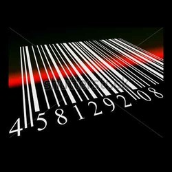 Electronic Barcodes Label