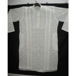 Gents White Kurta