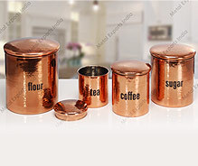 4 PCS Canister Set