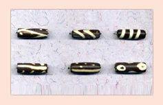 Decorative Bone Beads