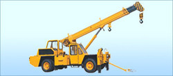 Over Load Protection For Pick & Carry Crane
