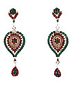 Vendee Wedding Wear Earring Jewelry