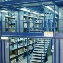 Twin Track Shelving System
