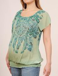Printed Top(Maternity top)