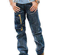 mens denim pant