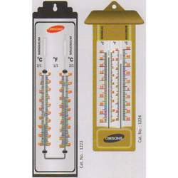 Minimum Maximum Thermometers