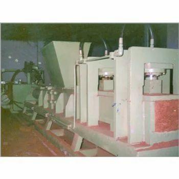 Coir Brick Machine