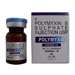 Polymyxin B Sulphate Injection USP