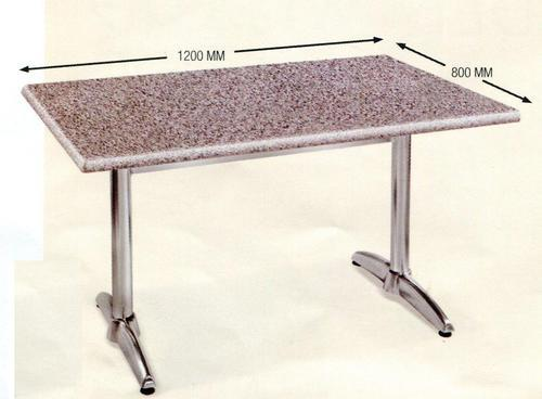 Restaurant Furniture   Stainless Steel Work Bench Manufacturer From Indore