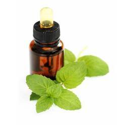 Crude Peppermint Oil