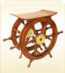 Snip Wheel Table