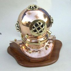 Nautical Divers Helmet