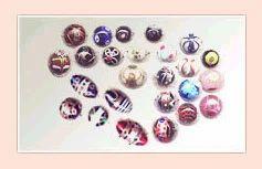 Designer Glass Beads