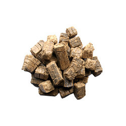 Biomass Groundnut Shell Briquettes