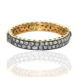 Diamond Designer Bangle Jewelry