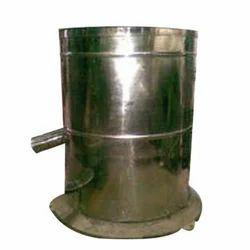 Stainless Steel Oil Extruder Machine