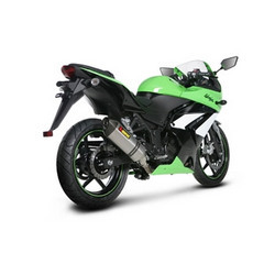 Akrapovic Exhaust For Ninja 250R 2008-10