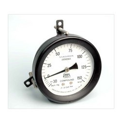 100mm Compound Pressure Gauge
