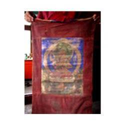 Thangka Painting Conservation Service