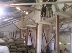 Pulse Mill Plant