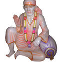 Coloured Sai Baba Moorti