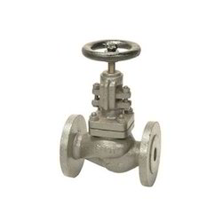 Cast Iron Globe Steam Stop Valve