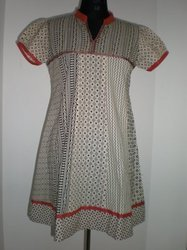 Printed Indian Kurtis