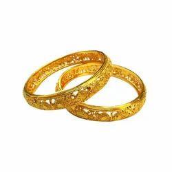 Desighner Gold Bangles