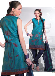 Silk Salwar Kameez Suits